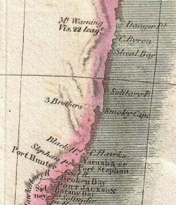 1814_Thomson_Map_of_Australia,_New_Zealand_and_New_Guinea_-_Geographicus_-_Australia-thomson-1814 - 3 Brothers