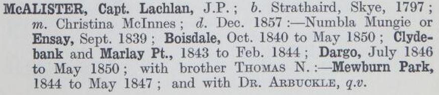 Macalister - Pastoral Pioneers of Port Phillip by RV Billis & AS Kenyon c 1932