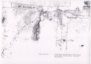 0 Map of Point Richards 1840 Small