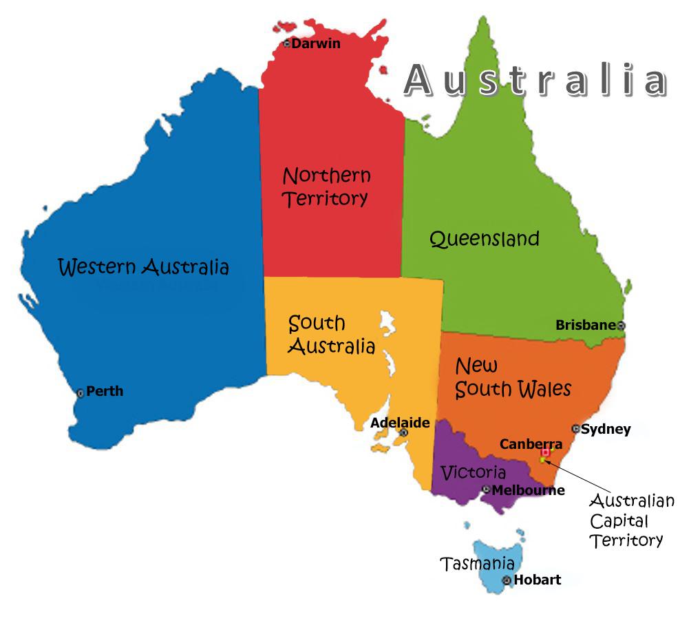 Chronicles of Aus POI Australia