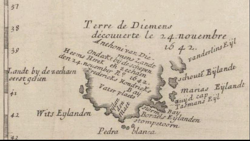 Van Diemen's Land – Renamed