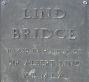 Lind Bridge - Bairnsdale