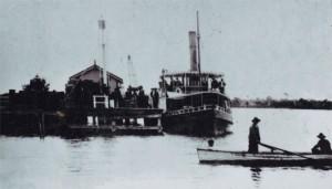 Ferryman Raymond Is - Small