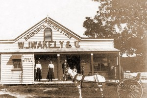 Wakely Store Brunswick Heads - Small