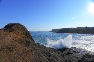 Blowhole Lookout - Sth End Blowhole Track, Flinders, Mornington Peninsula, VIC